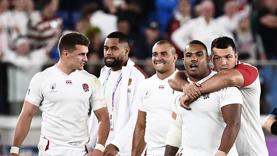 L'Angleterre dompte les All-Blacks (19-7)
