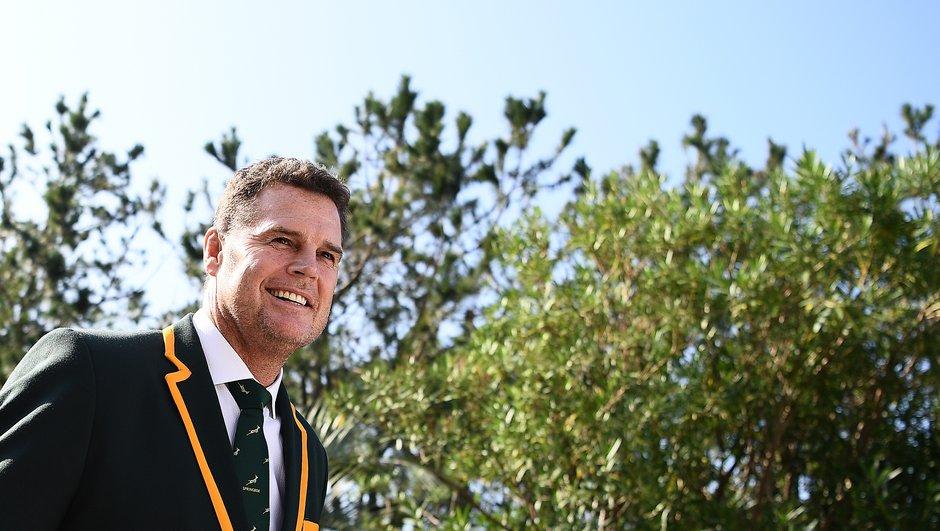 Rassie Erasmus va quitter le poste de sélectionneur de l'Afrique du Sud !