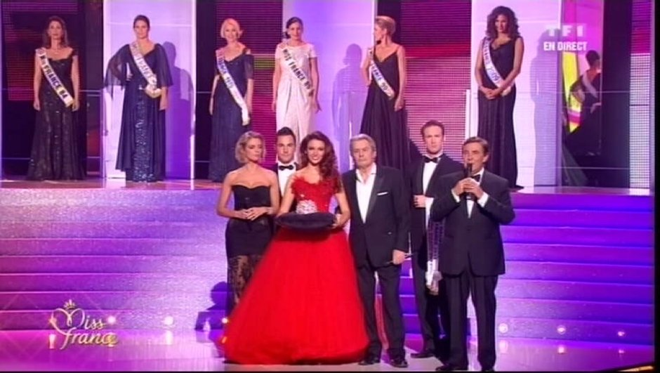 Miss France 2013 : les résultats officiels des votes