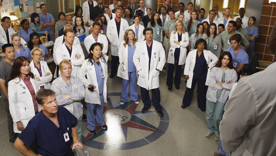 Grey's Anatomy revient le 5 janvier 2011 sur TF1 pour une saison 6 inédite !