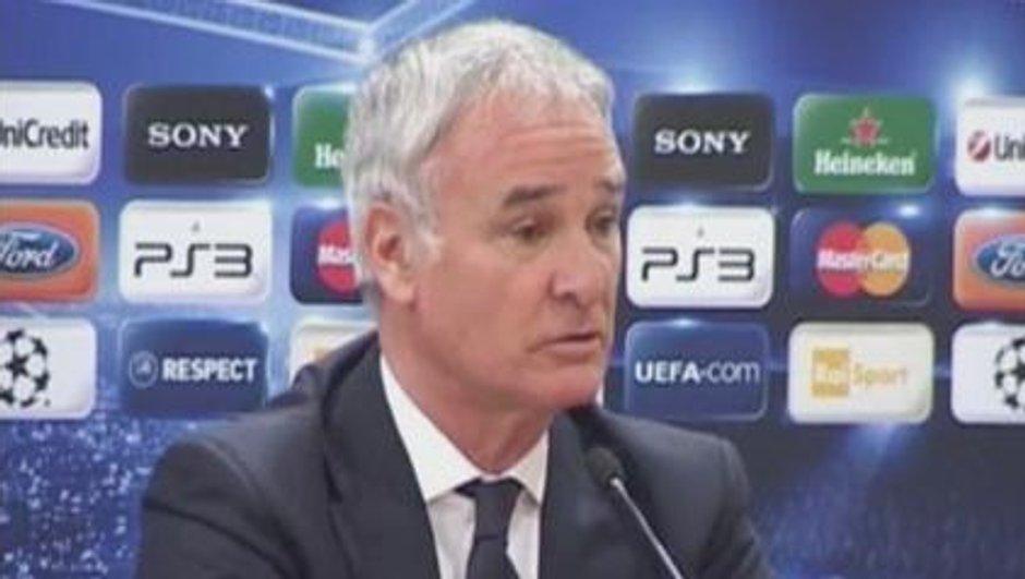 Leicester - Claudio Ranieri : « Notre saison est magnifique »