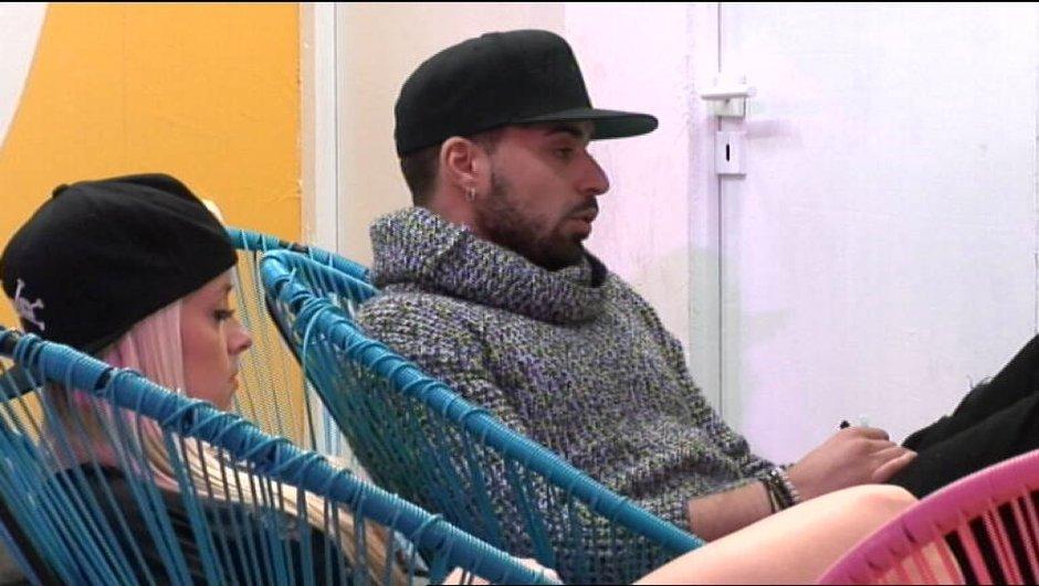 Secret Story 7 - Vincent quitte Stéphanie
