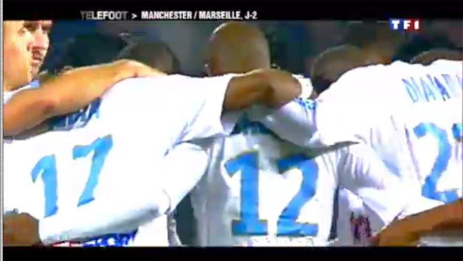 Ligue des Champions : Marseille croit à l'exploit
