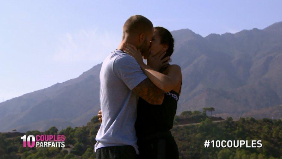 """EXCLU - 10 Couples parfaits : Yamina : """"La première chose qui m'a fait craquer chez Quentin ? Ses muscles !"""""""