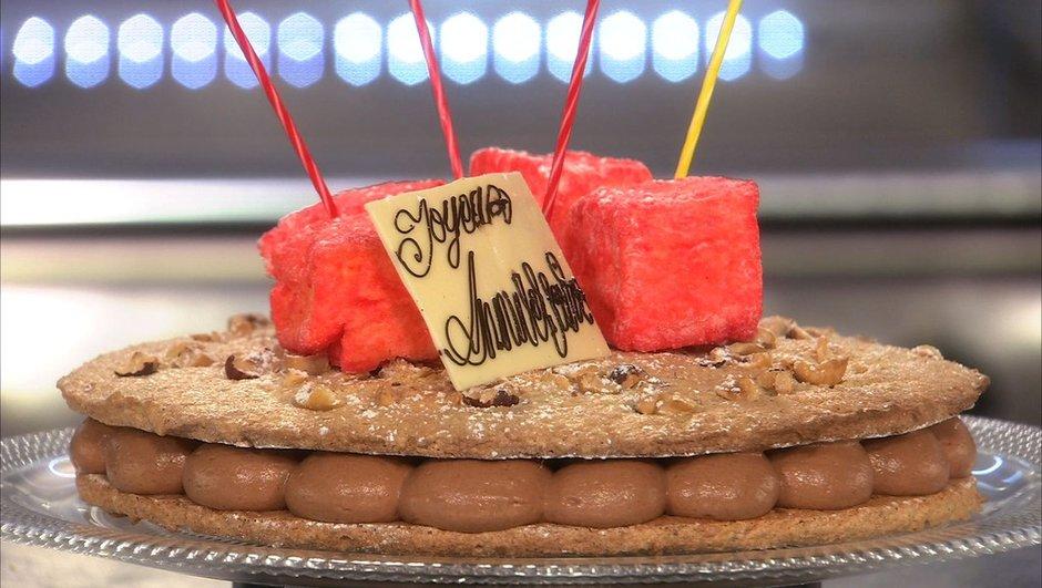 Gâteau le Succès de Christophe Felder