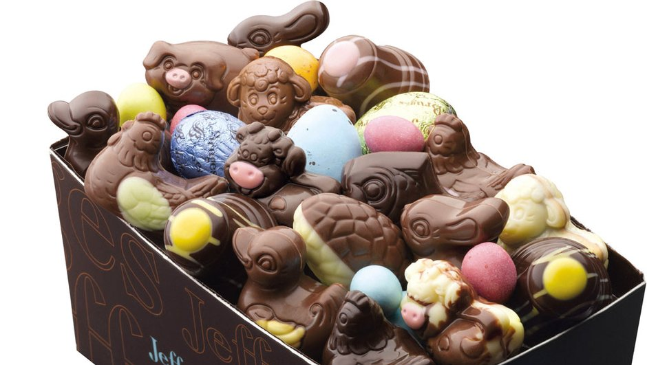 100 kg de chocolat et  32 000 euros !
