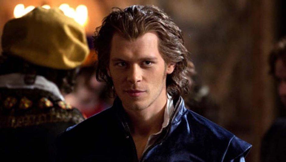 Vampire Diaries saison 2 : Klaus, un méchant effrayant