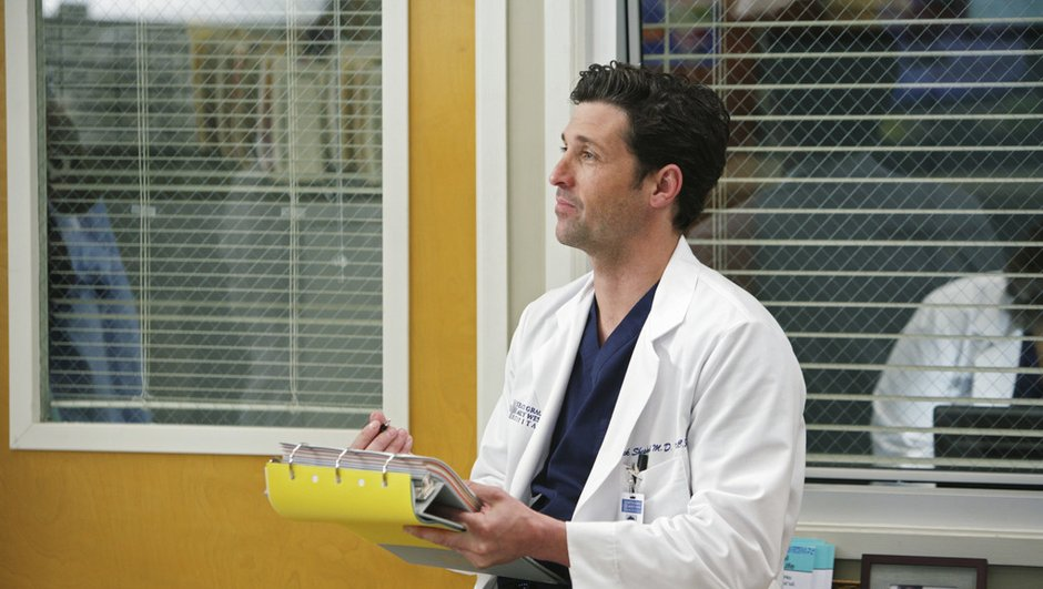 Grey's Anatomy : Patrick Dempsey aux 24h du Mans