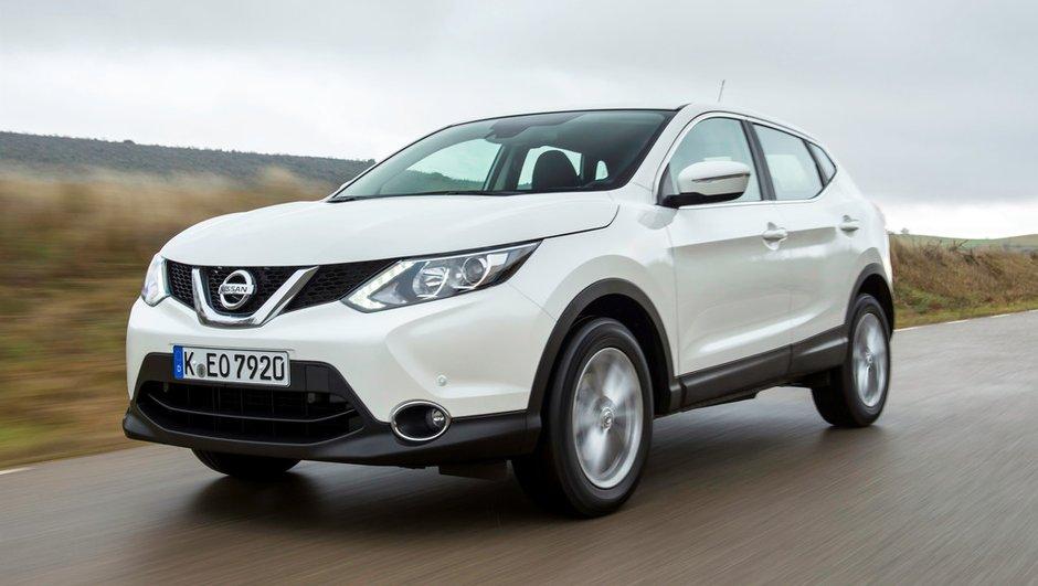Nouveau Nissan Qashqai 2014 : tout savoir sur le crossover japonais