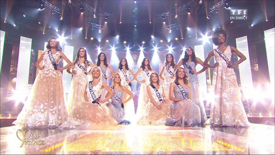 Miss France 2016 : Les 5 finalistes sont...