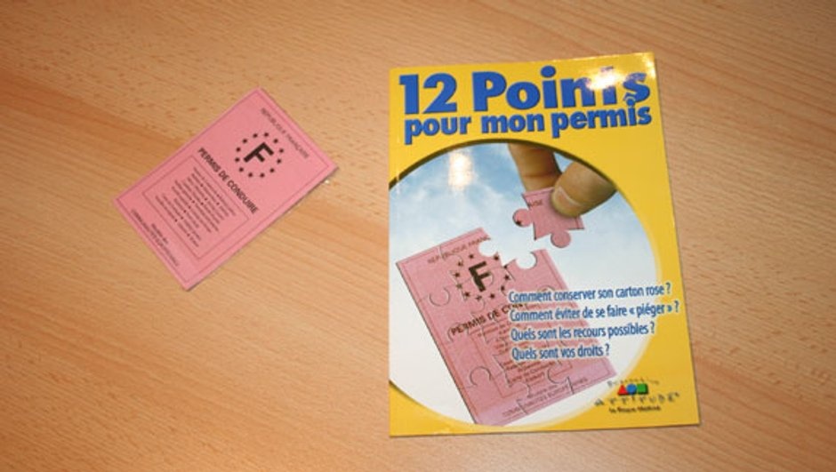 12 points pour mon permis : le livre pratique