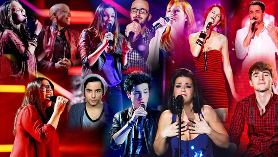 Au coeur de The Voice saison 1