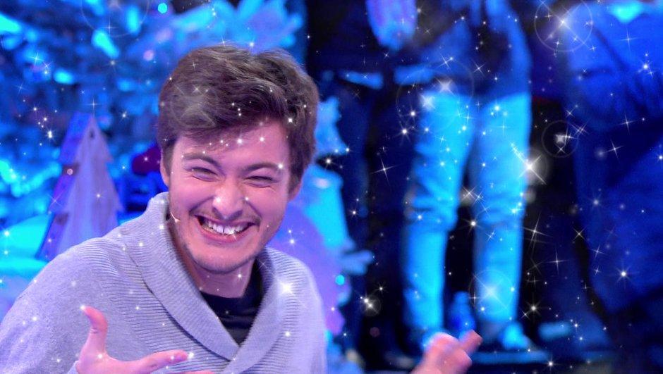 Tristan découvre l'Etoile mystérieuse et remporte plus de 30.000 euros de cadeaux