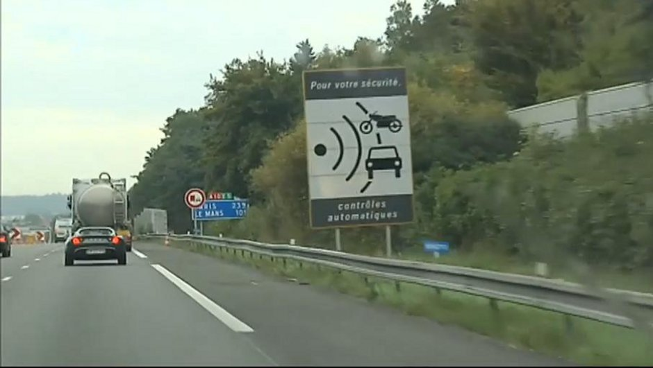 Le groupe Facebook anti-radars de l'Aveyron relaxé