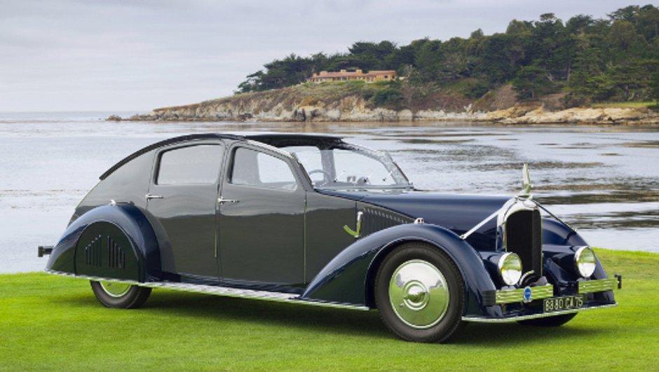 Pebble Beach Concours d'Elegance, le paradis des voitures d'excellence