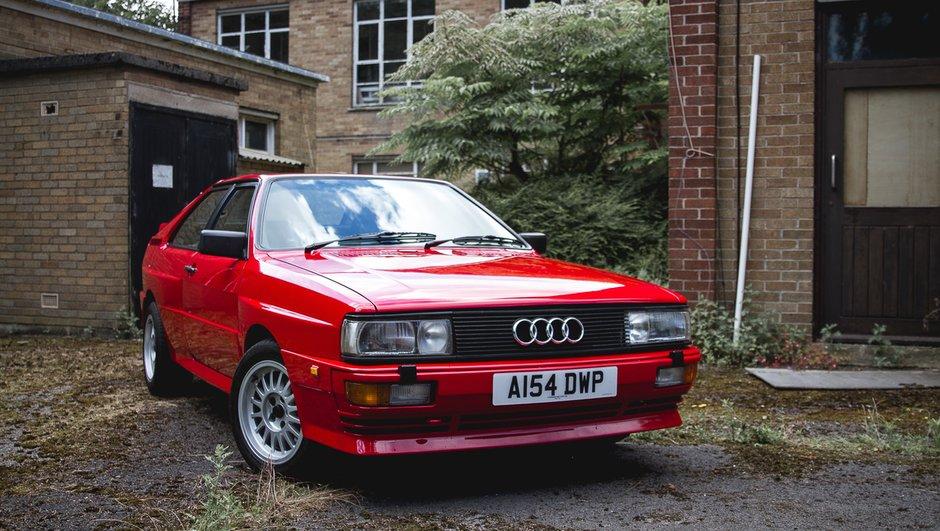 L'Audi Quattro de Nigel Mansell a trouvé preneur