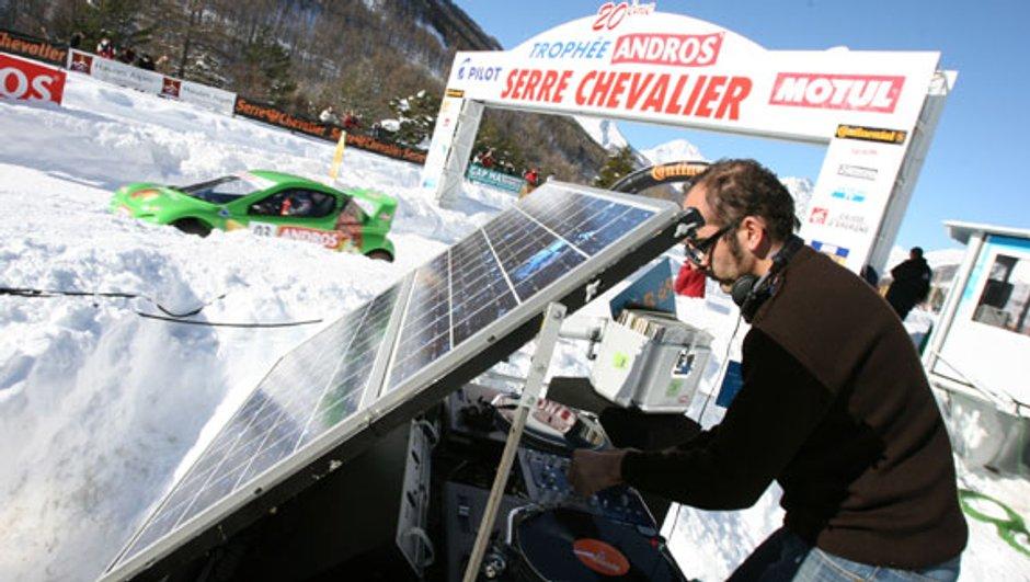 Trophée Andros : Une course 100% électrique