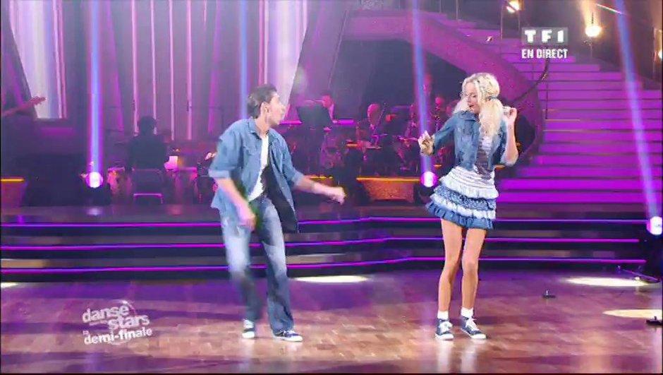 Danse avec les stars : La demi-finale, deuxième partie