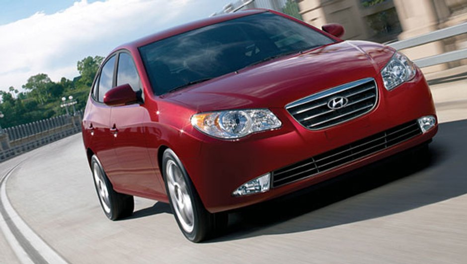 Hyundai Avante hybride : 1ère commande effectuée !