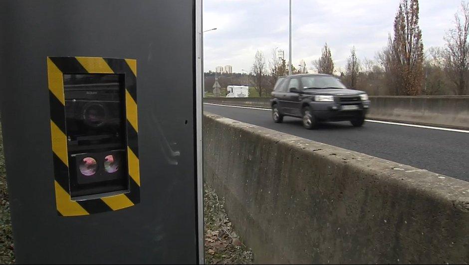 Les Français favorables à la suppression des amendes pour (petits) excès de vitesse