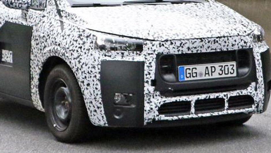 Scoop : Le futur Peugeot 2008 2017 aperçu sur la route !