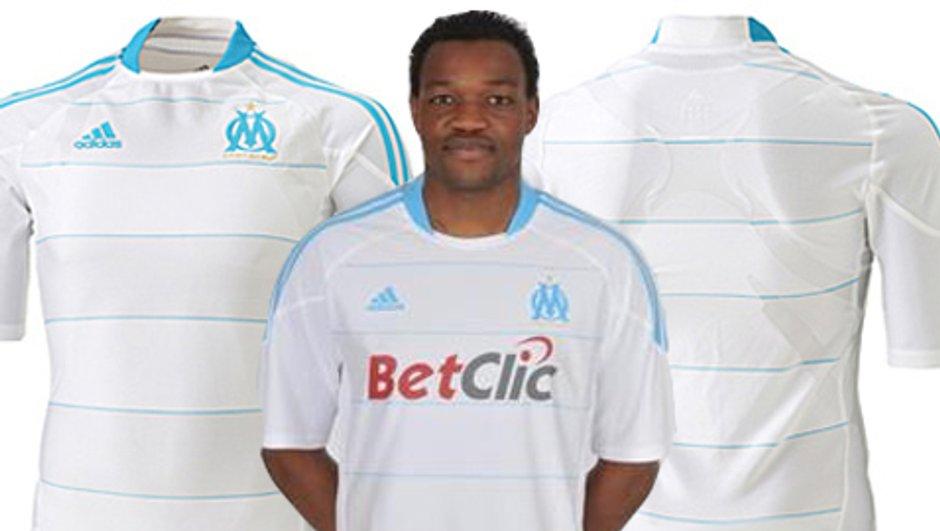 Olympique de Marseille : le nouveau maillot