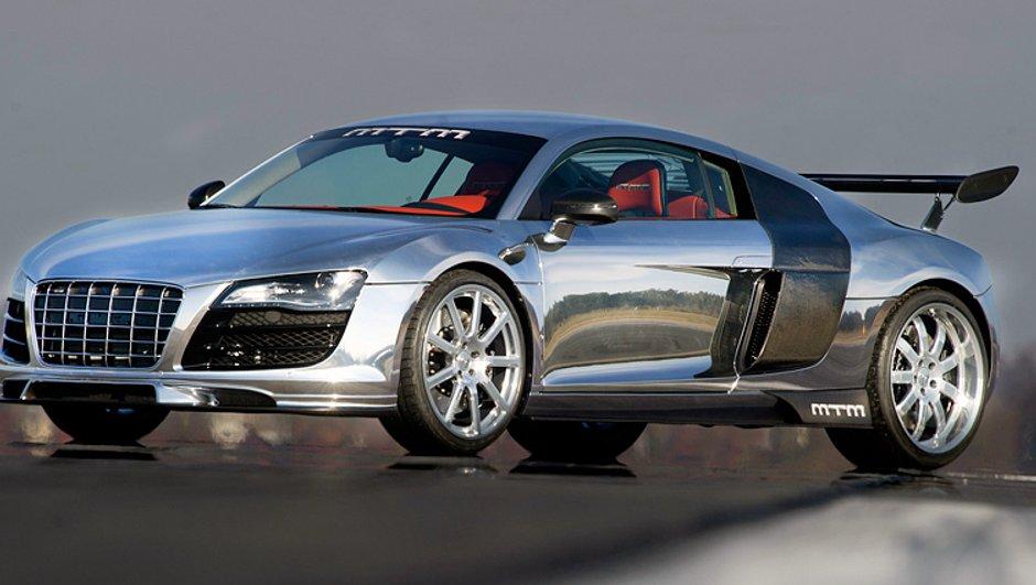 Une Audi R8 V10 préparée par MTM est à vendre à 500.000 euros !