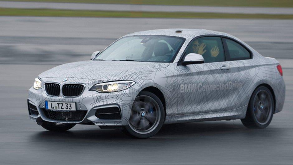 CES 2014 : BMW présente ses voitures autonomes