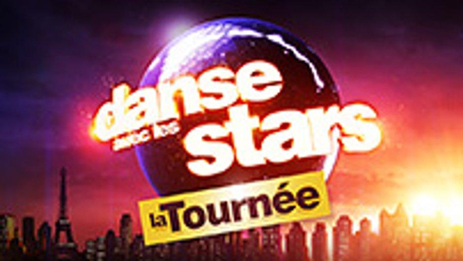 Qui fait partie de la tournée de Danse avec les stars ?