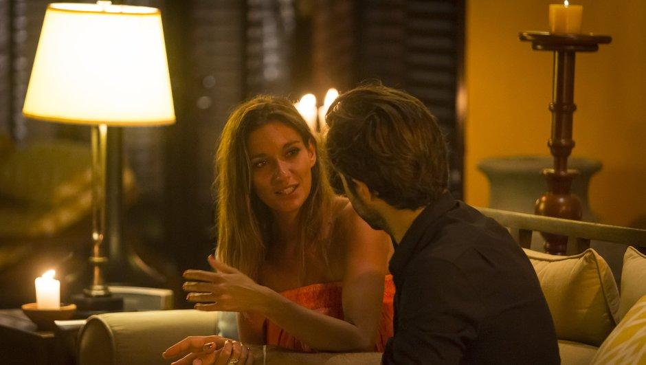 Linda très sexy à Marbella en célibataire ?