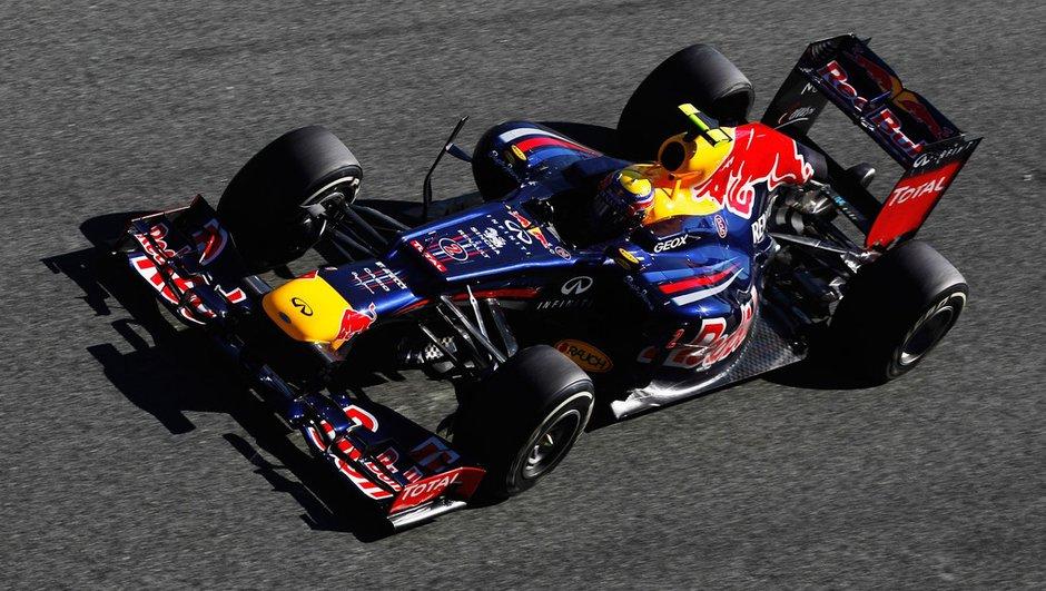 F1 2012 : les 12 voitures de la saison