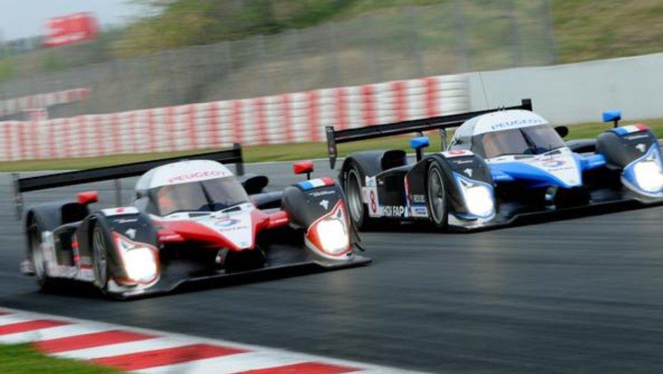 Endurance : Peugeot signe avec Oreca