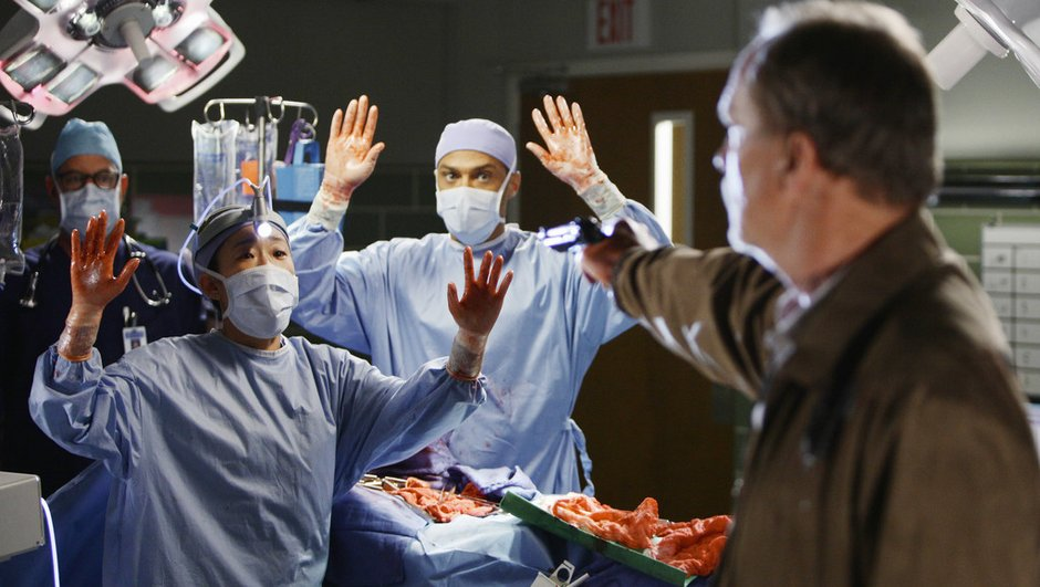 Audiences TV : Grey's Anatomy, une fin de saison sanglante