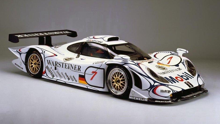 Porsche - 24h Mans : Le prototype LMP1 roulera à l'été