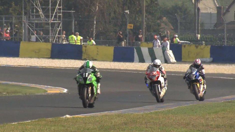Retour sur les 24h du Mans Moto 2011 en vidéo