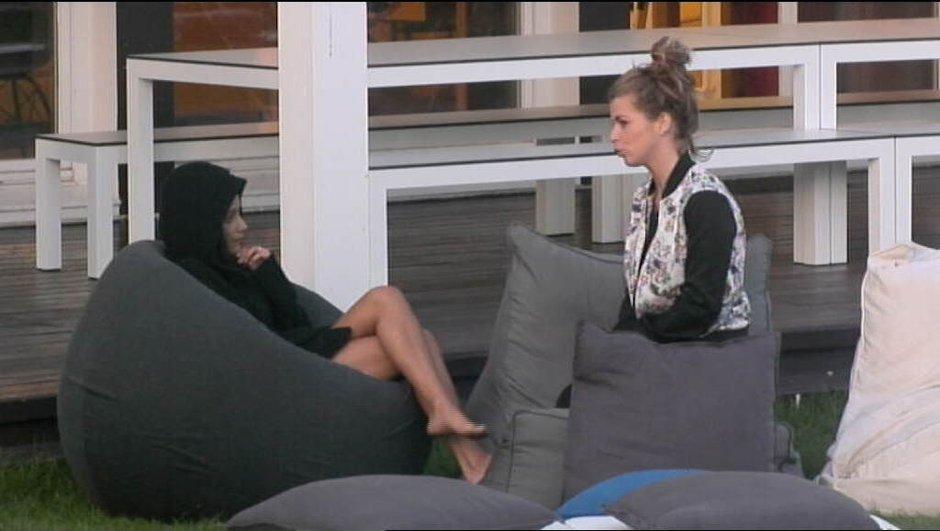 Emilie coache Karisma à propos d'Ali