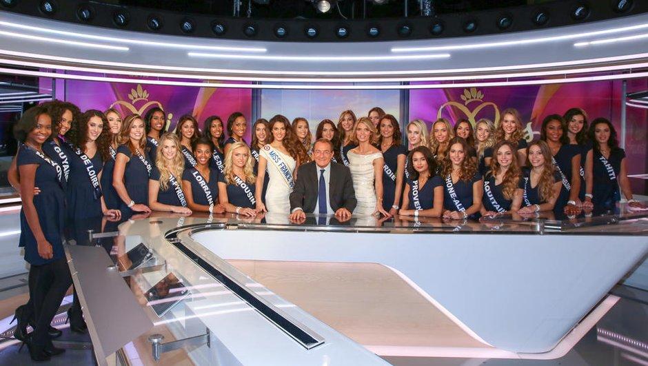 Découvrez quelles célébrités font craquer les 30 Miss !
