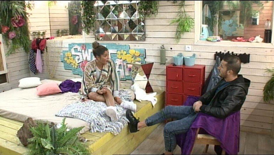 Coralie et Jonathan règlent leurs comptes