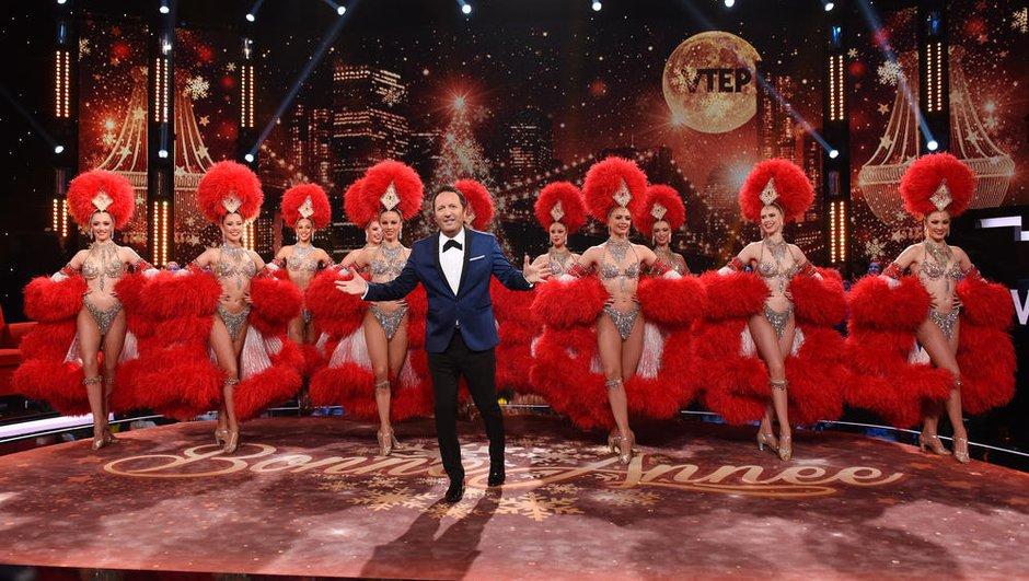 Le 31 tout est permis : Shy'm, Miss France 2015, Christophe Beaugrand... fêtent la nouvelle année avec Arthur