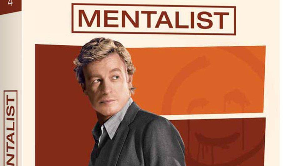 Mentalist : la saison 4 en DVD dès le 14 décembre !
