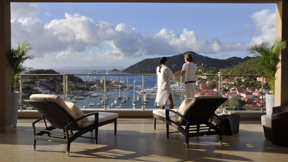 Hotel Luxe ****Carl Gustaf - Saint Barthelemy