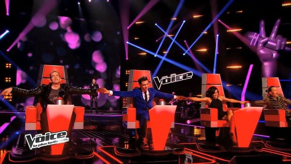 The Voice 3 en images - Liv, Jérémy Ichou, Mika : ils ont fait le show !