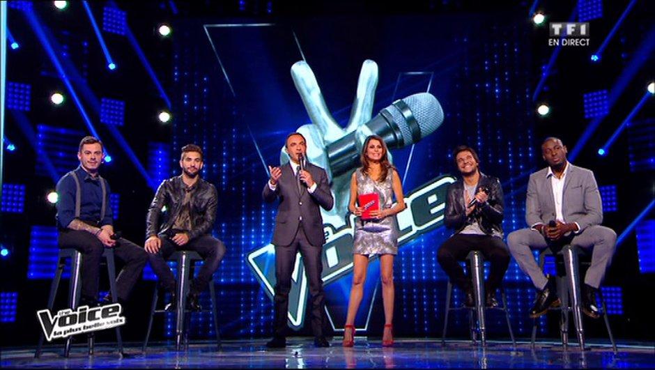 The Voice 3 - Wesley, Maximilien, Kendji, Amir : Qui remportera cette finale 100% garçons ?