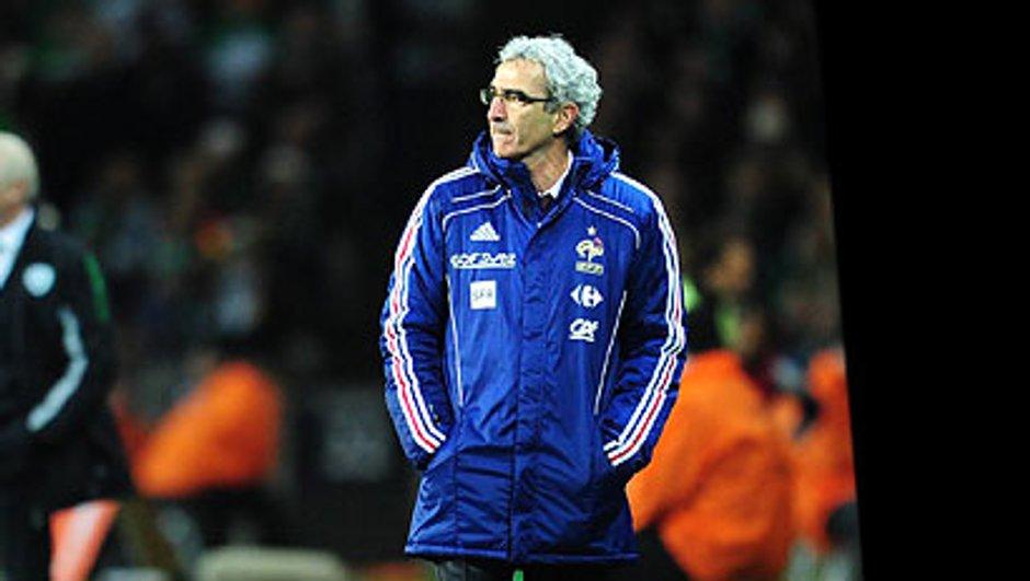 Equipe de France : la FFF dément pour Domenech