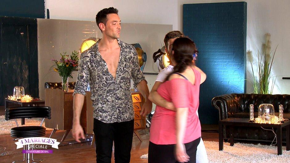 ÉVÉNEMENT - Des danseurs de Danse avec les stars s'invitent pour coacher les futurs mariés