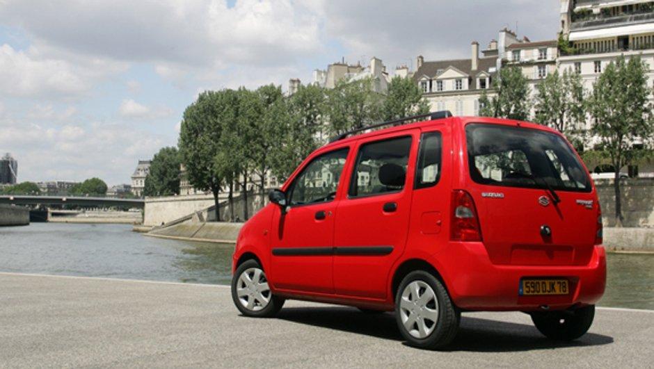 Cinq millions de Suzuki Wagon R commercialisés
