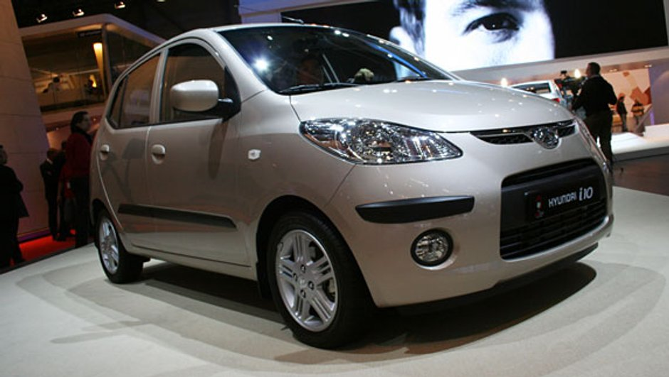 Hyundai : les ventes progressent de 50% en mai !