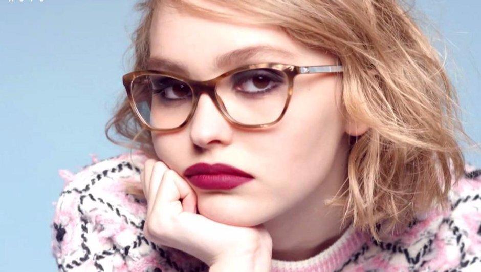Lily Rose Depp, le fabuleux destin d'une it-girl