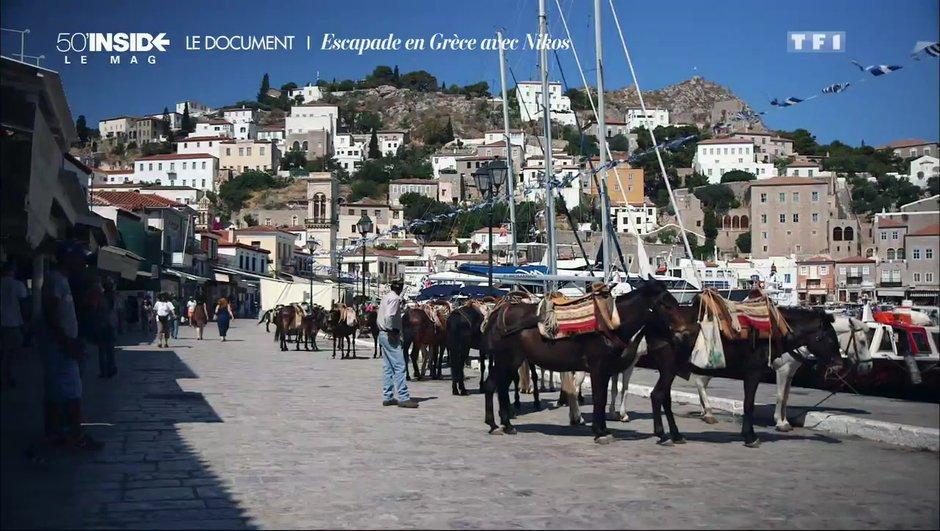 50 mn inside - Escapade en Grèce avec Nikos