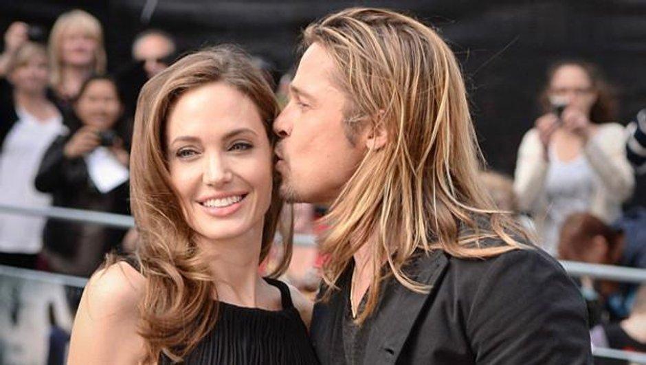 Angelina Jolie et Brad Pitt, c'est fini